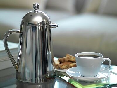 LA CAFETIERE Thermique Insulated 8 CUP CAFETIERE French Press Coffee Maker