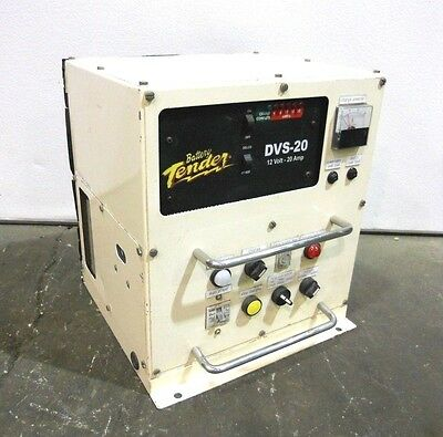 Mo-981, Battery Tender Dvs-20 Microprocessor Control Dual Mode Battery Charger