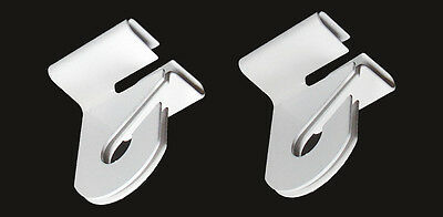 Two Pack (2 Sets) Drop Suspended Ceiling Hooks     CH-1R2LX2