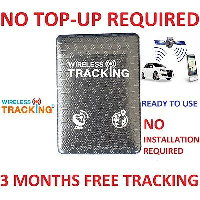 Genuine GPS Tracker Magnetic Car Vehicle Personal Drone Tracking Device TK102