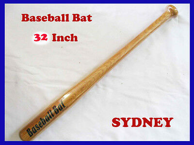 Brand New 32Inch Wooden Baseball Bat