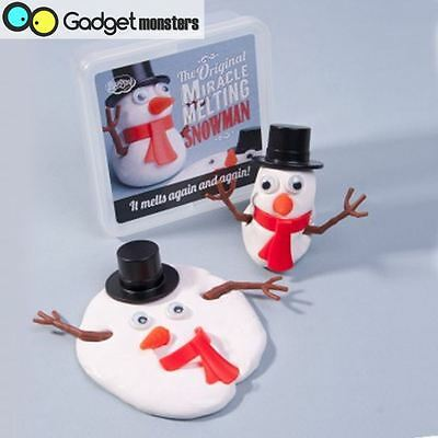 Frosty Melting Snowman Boys Girls Christmas Stocking Fillers Toys Gifts For Kids