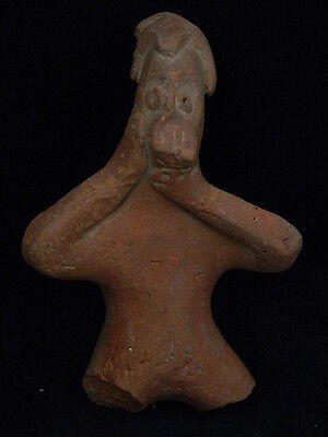 Indus Valley Teracotta Large Figure 800 BC