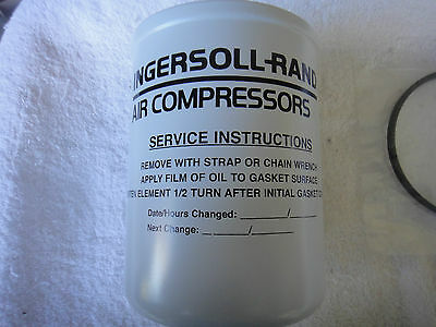 NIB Ingersoll-Rand Element Spin-On Oil Filter       67902965