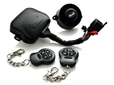 X-50 KTM Duke 390 Motorcycle Alarms Immobiliser- Easy  Plug & Play Install