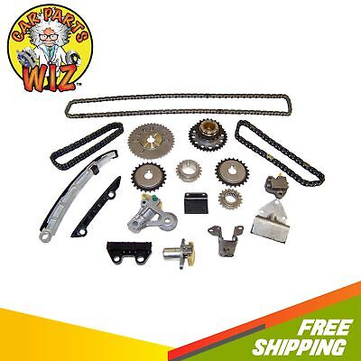 Timing Chain Kit Fits 06-08 Suzuki Grand Vitara 2.7L V6 DOHC 24v H27A