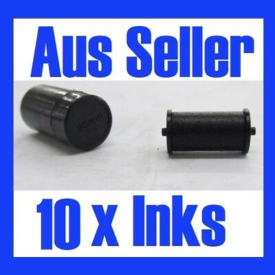 10 Ink Rollers Roller For Price Gun labeller MX-5500