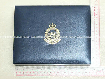 Royal Hong Kong Police Force Original Issue Police Badge Medal & Buttons Case