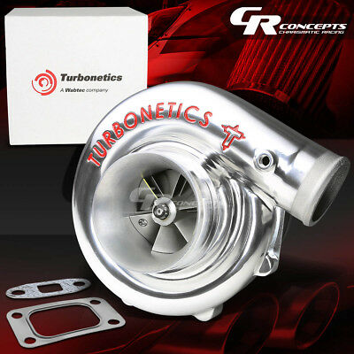 "Turbonetics Turbocharger T-Series T4 11298 Hp76 F1-68 500-900Hp 3"" V-Band Outlet"