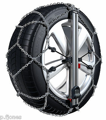 Thule Easy-Fit SUV 225 Snow Chains (1 Pair)