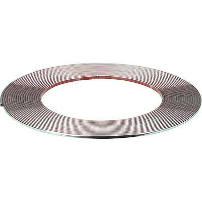 ROULEAU BANDE AUTOCOLLANTE CHROME 4mm 15 METRES FORD THUNDERBIRD MUSTANG