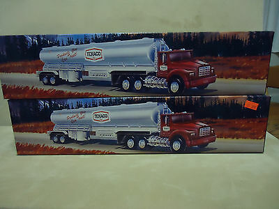 1995 TEXACO 1975 TOY TANKER TRUCK 2nd IN COLLECTOR SERIES