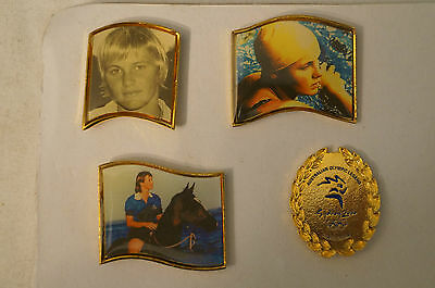 Collectable - Scarce - Group Lot - Shane Gould - Sydney 2000 Olympics