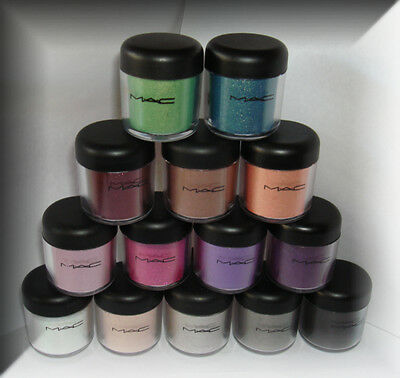 MAC SAMPLES PIGMENTI 0,5GR ORIGINALI  leggi sotto