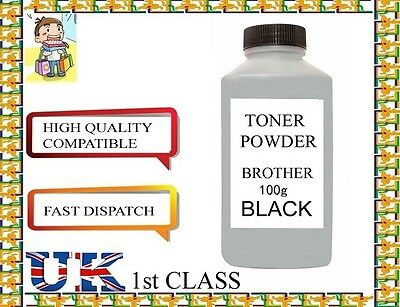 REFILL TONER POWDER 100g  for BROTHER TONER CARTRIDGE