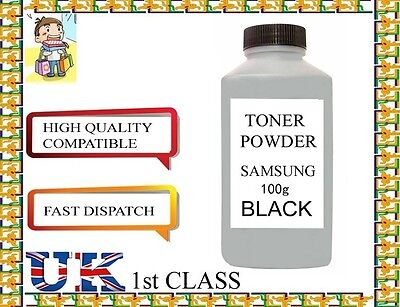 REFILL TONER POWDER 100g  for SAMSUNG TONER CARTRIDGE