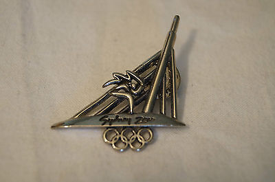 Collectable - Sydney 2000 Olympic Games - Badge - Pin