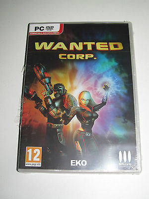 Coffret Jeux PC DVD-ROM Micro Application Wanted Corp