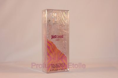 ROBERTO CAVALLI JUST HER EDT PROFUMO DONNA 60ML VAPO - Perfume Women Spray -