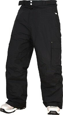 Trespass Dorset Youth Boys Ski Pants Snowboarding Waterproof Trousers