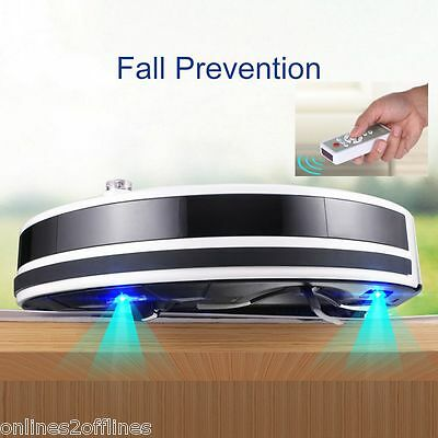 BRAND NEW Vacuum Cleaner LED Robotic Automatic Recharge Floor Sweeper Mop Robot