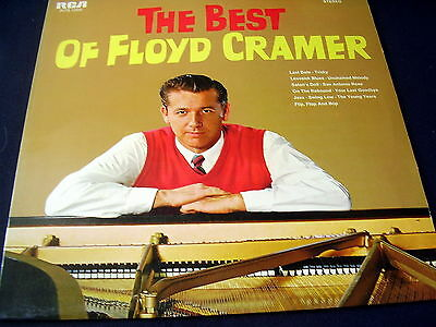The Best Of Floyd Cramer~Piano~Easy Listening~German Edition