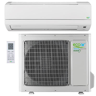 Inverter Wall Mounted Split Air Conditioner Conditioning Unit Cooling & Heating