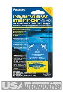 Permatex 81844 Professional Strength Rearview Mirror Adhesive