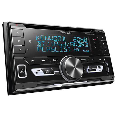 01//07-08//10 Kenwood dmx100bt Radio Pour Suzuki Swift Sport MZ