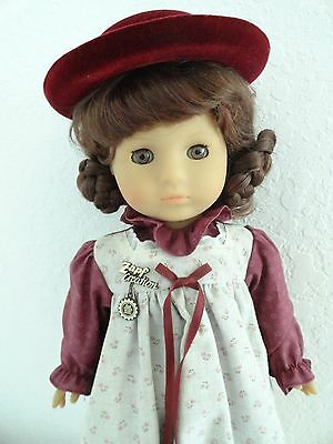 "Zapf girl -18"" Gretchen in original dress in box with tag- vintage Germany!"