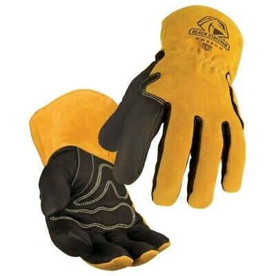 BSX Premium Grain MIG Welding Gloves Large 20292