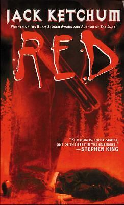 Red by Jack Ketchum (2002, Paperback)