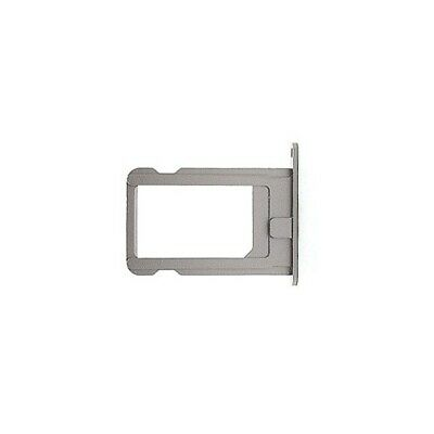 Nano Sim Card Tray Holder Replacement for iPhone 5S Space Grey / Black