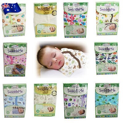 Cotton Baby Wrap Blanket SwaddleMe Sleeping Bag Infant Newborn Summer Swaddle Me