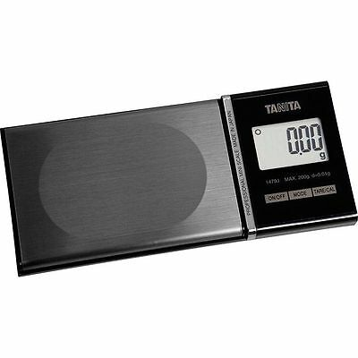 Tanita 1479J Digital Pcoket Scales Gold Jewellery 0.01g x 200g Thinner than 1579