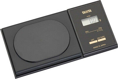 Gold Jewellery Kitchen Herb Mini Pocket Digital Weighing Scale 120g Tanita 1479V