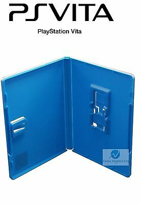 10 PlayStation PS Vita Video Game Case High Quality New Replacement Cover Amaray