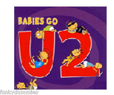 Babies Go U2, Lullaby Renditions Of Iconic Bands, Brand New