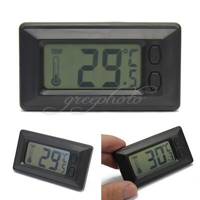 LCD Screen Display car Home Room Indoor Digital Wall Temperature Thermometer