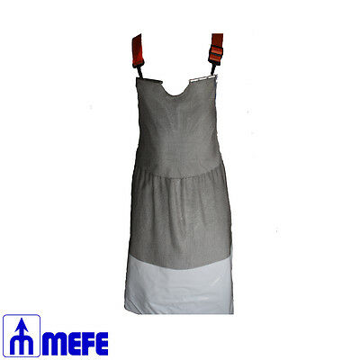 CHAIN MALE APRON STAINLESS STEEL MESH O/A SIZE 75 X 50  Mitchell CAT 128-75