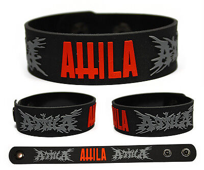 ATTILA Rubber Bracelet Wristband About That Life Guilty Pleasure