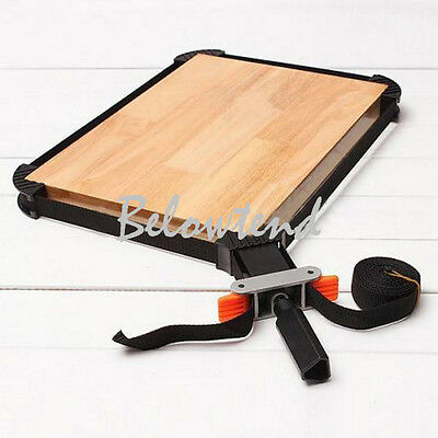 Multi-Angle Band Frame Corner Clamp Wood Timber Picture Framing 4 Jaws H
