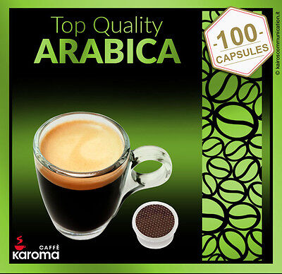 100 Capsules Compatible W/Lavazza Espresso Point Pods.Top Quality Arabica! 11/17