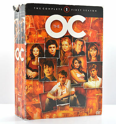 The OC - The Complete First Season (7-Disc Set, 2004)