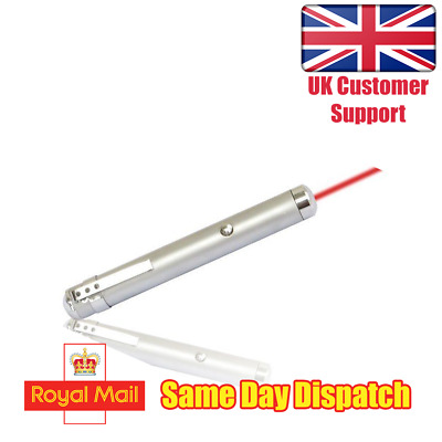 1mW Powerful Red Laser Pointer Pen Beam for Professional Presentations Lazer