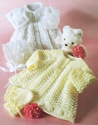 4 Ply Knitting Patterns Free Download : 4 PLY BABY KNITTING PATTERN FREE - VERY SIMPLE FREE KNITTING PATTERNS