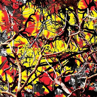 Hydrographics Film Sunset Tree Camo Red & Yellow Camouflage -Hydro Dynamics
