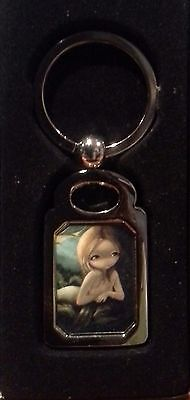 A Certain Slant of Light . Jasmine Becket Griffith. Keyring. Sea Dragon Fairy.