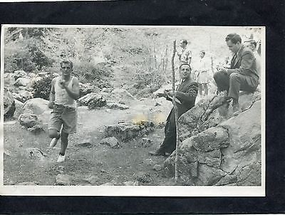 C1960's Original Photo - Demos Michaelides Of Cyprus - 2nd Place.