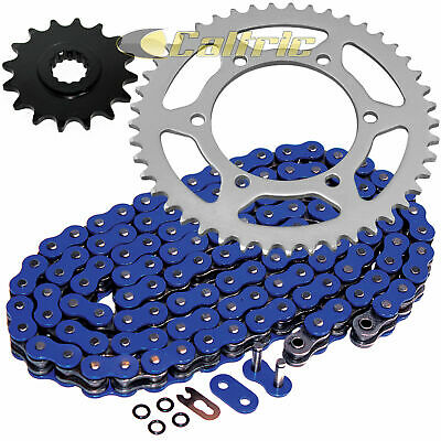 Yellow for 1999-2006 Yamaha TTR250 Volar O-Ring Chain and Sprocket Kit